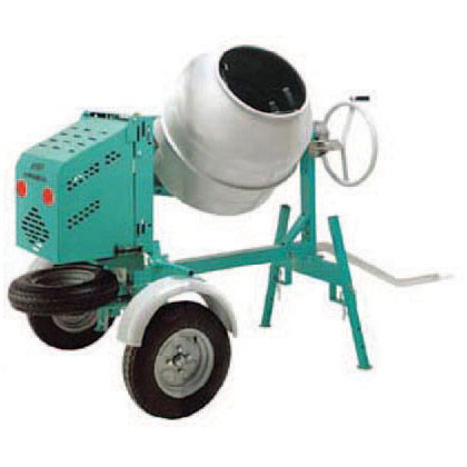 Cement-Mixer-(Gas)