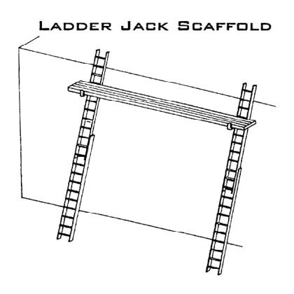 Ladder-Scaffold