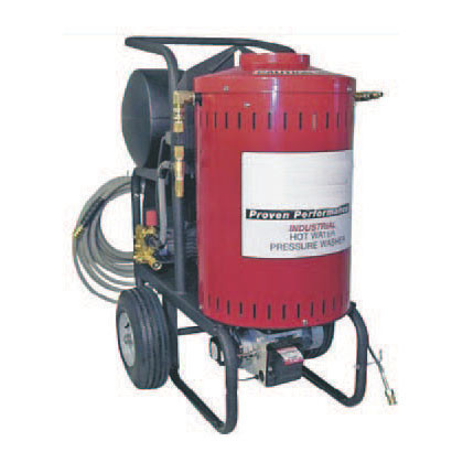 Pressure-Washer-(Electric)-II