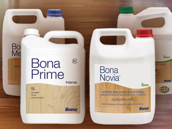 Bona flooring products on sale