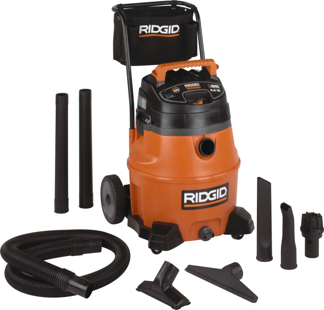 Ridgid 16 Gallon Wet/Dry Vac