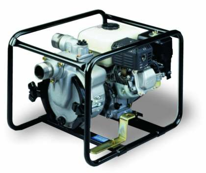 Tsurumi EPT3-50HA Gasoline Trash Pump